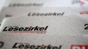 Kartellamt verhängt Millionenbuße gegen Lesezirkel-Unternehmen