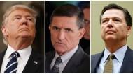 Trump soll FBI-Chef um Ende der Flynn-Ermittlungen gebeten haben