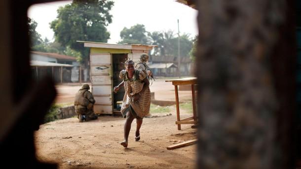 Amnesty: Ethnische Säuberungen in Zentralafrika