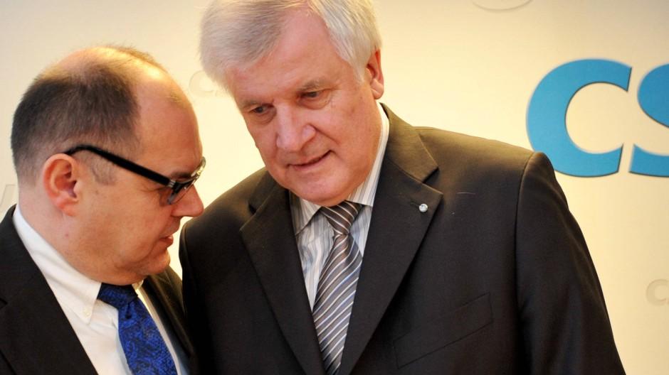 Christian Schmidt soll neuer Agrarminister werden