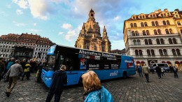 Gemischte Reaktionen auf AfD-Wahlerfolg in Sachsen