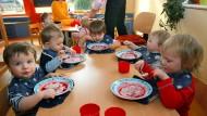 Für Unicef ist die Sache klar: Je mehr Kinder in der Kita sind, desto familienfreundlicher ist das Land.