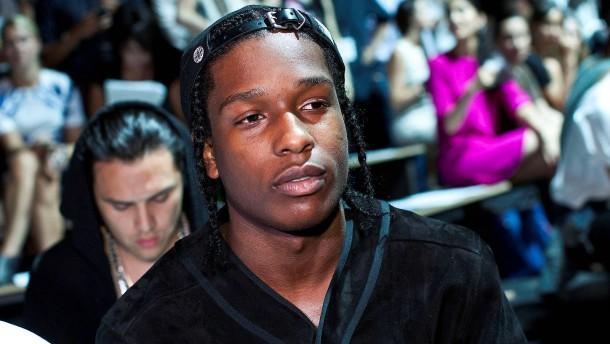 A$AP Rocky weist Vorwürfe zurück