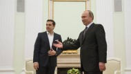 Griechenland und Russland stehen vor Milliarden-Deal