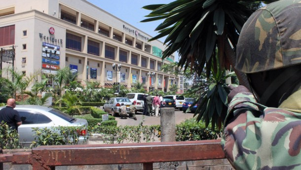 Shebab-Miliz bekennt sich zu Überfall auf Einkaufszentrum