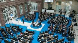 Das Konferenz-Programm