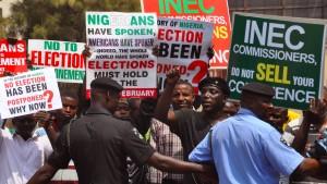 Nigeria sagt Wahltermin ab