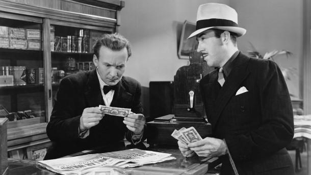 Der Fluch des Bargeldes