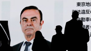 Carlos Ghosn bleibt doch in Haft