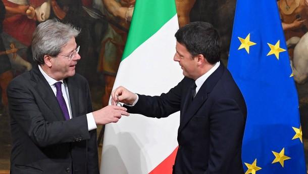 Italien droht eine Hängepartie