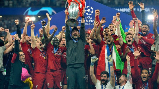 Liverpool holt den Champions-League-Titel
