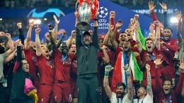 Liverpool holt den Champions-League-Titel