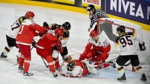 Pleite gegen Dänemark – Wirbel um NHL-Star Greiss