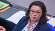 Reaktionen der Opposition auf Asyl-Streit der Union