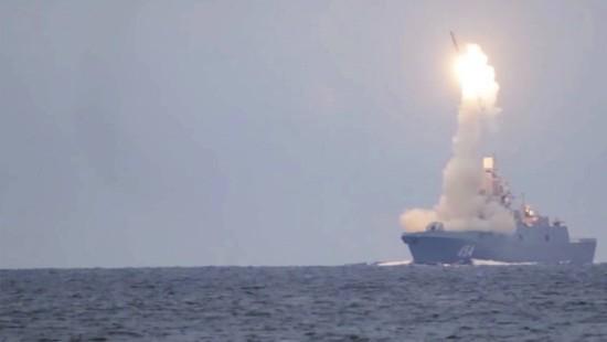 Hyperschall-Raketen-Test zum Geburtstag