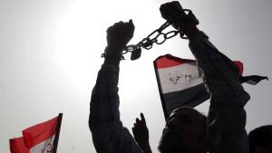 Kein Platz im neuen Ägypten