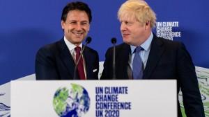 UN-Klimagipfel in Glasgow auf 2021 verschoben