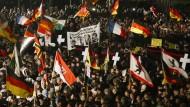 Forscher zweifeln an Teilnehmerzahlen der Demos
