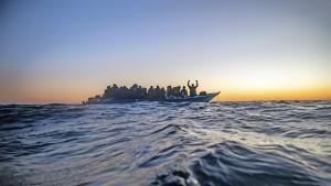 Wie Italien die Seenotretter bekämpft