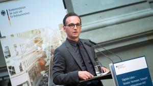 Maas fordert digitales Antidiskriminierung-Gesetz