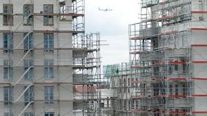 In den Städten fehlt der neue Bauplatz