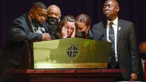 Daunte Wright in Minneapolis beigesetzt