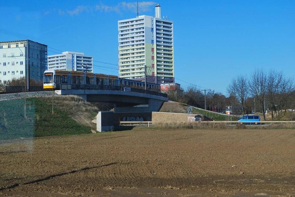 Bild Zu Neue Stra Enbahn In Mainz Macht Probleme Vor