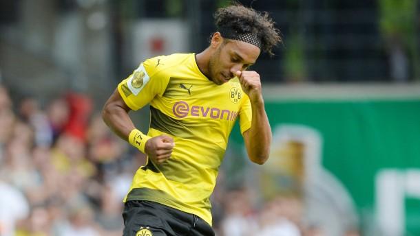 Dortmund erfüllt Pflichtaufgabe