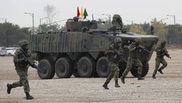Die weltweiten Rüstungsausgaben steigen weiter