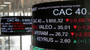 Steuer auf Aktienkäufe soll kommen