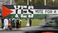Britisches Parlament erkennt Palästina an