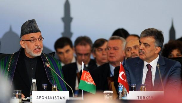 Karzai will Sicherheitsverantwortung massiv ausweiten