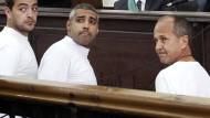 Präsident Sisi begnadigt australischen Journalisten