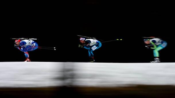 Russische Biathleten kommen glimpflich davon