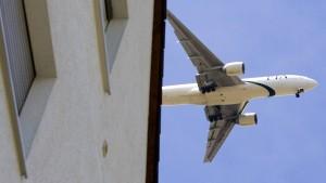 Schon zum Auftakt 43 statt 38 Anflüge je Stunde