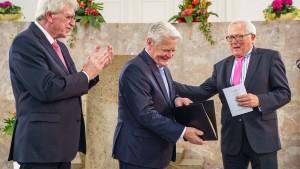 Gauck beklagt die Marginalisierung von Menschenrechten