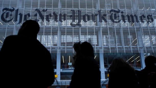 New York Times-Journalist muss China verlassen