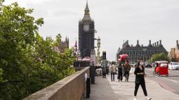 London wieder von Frauenmord erschüttert