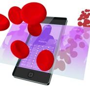 Smartphones speichern sämtlich Gesundheitsdaten und geben diese an die Cloud weiter.