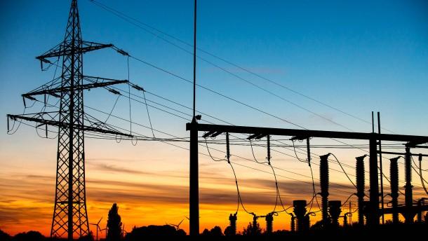 Deutsches Stromnetz immer noch sehr sicher