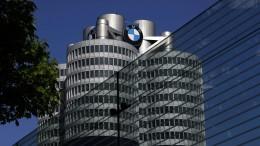 BMW wehrt sich gegen EU-Kartellvorwürfe