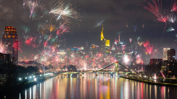Sperrzone an Silvester?