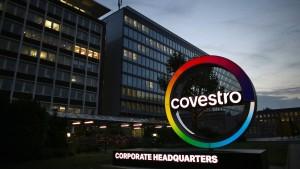 Aktienkurs von Covestro unter Druck