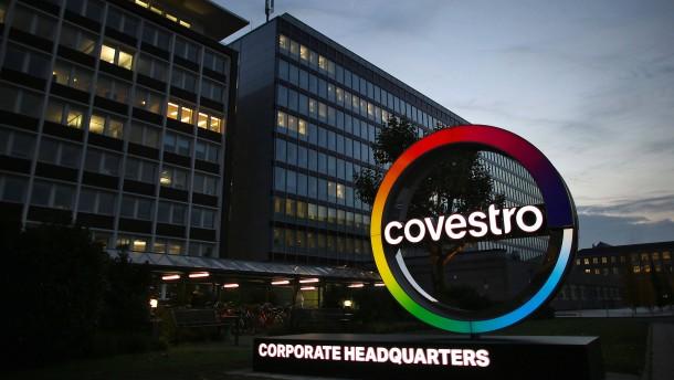 Bayer verabschiedet sich von Covestro