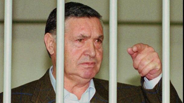 """Italiens """"Boss der Bosse"""" stirbt in der Haft"""