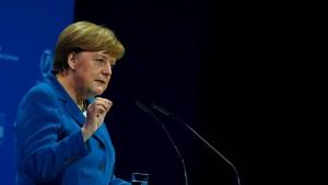 Merkel warnt Union vor Verteufelung der AfD
