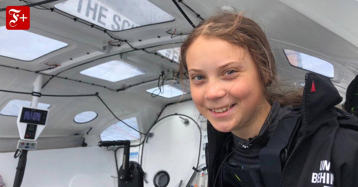 Klimadebatte: Kritiker von Greta Thunberg sind kindisch