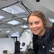 Sie kann für ihre Wikingerfahrt keine Mannschaft gebrauchen, der die einfachsten geographischen Grundbegriffe fehlen: Greta Thunberg.