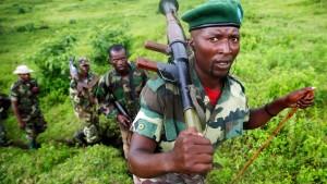 M23-Rebellen kapitulieren vor Armee