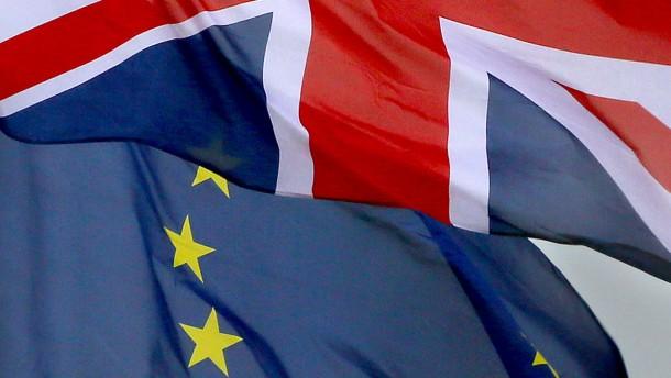 Der Brexit als Gelegenheit, denen eins auszuwischen